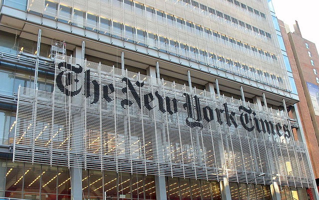 The New York Times pagara dividendo despuu00e9s de cinco au00f1os