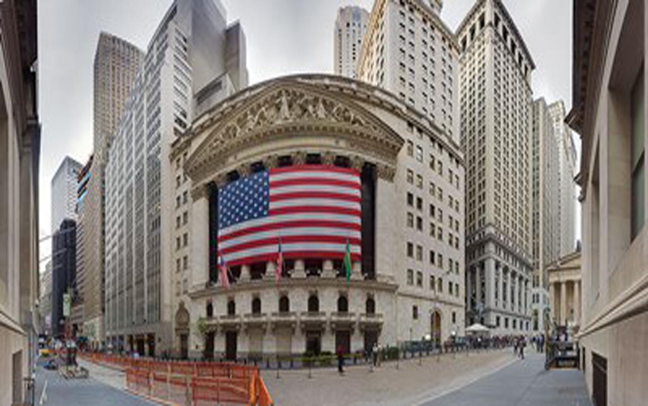 Wall Street sube a la espera de la pru00f3rroga presupuestaria de Estados Unidos