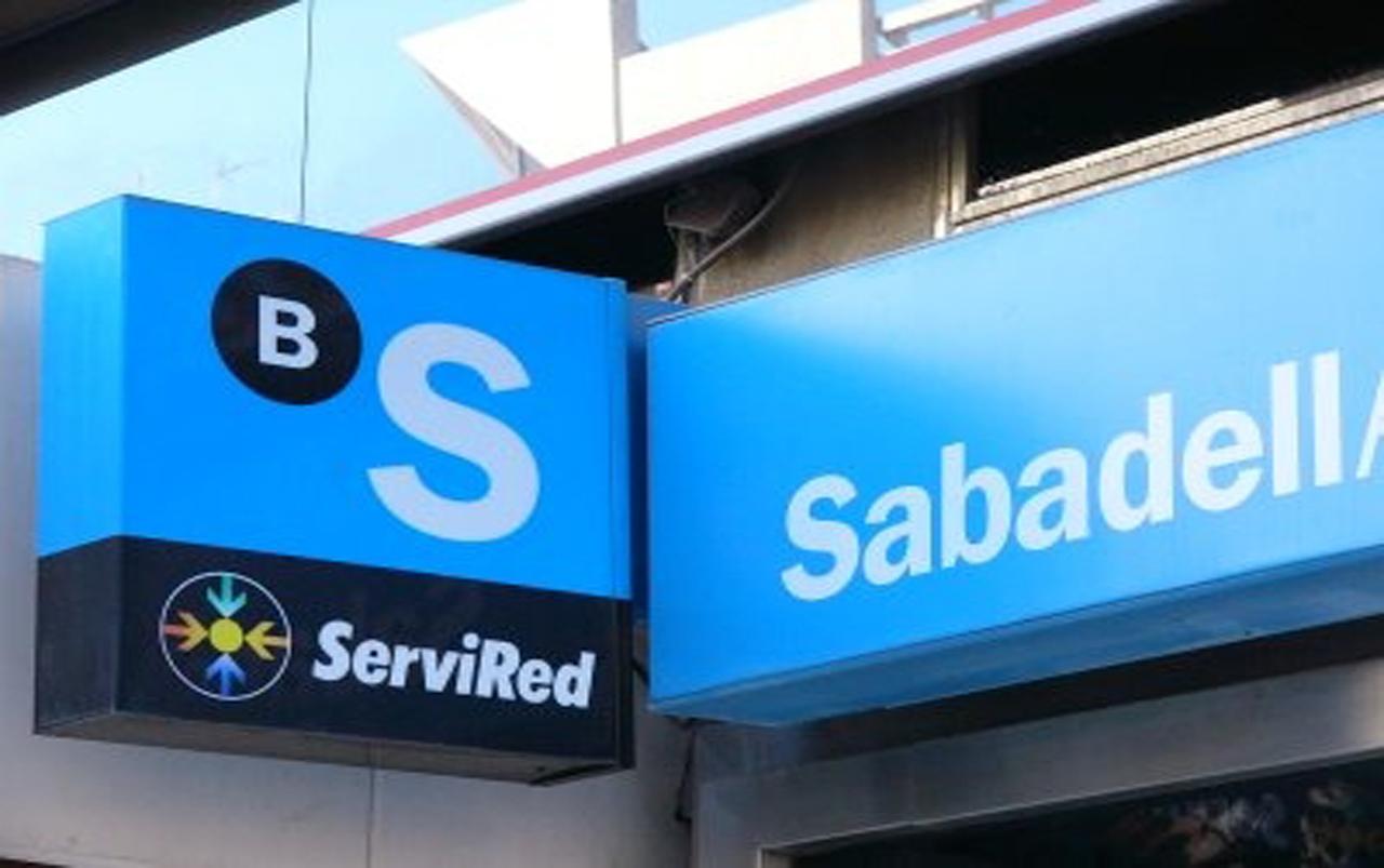 Banco Sabadell repunta de nuevo en Bolsa