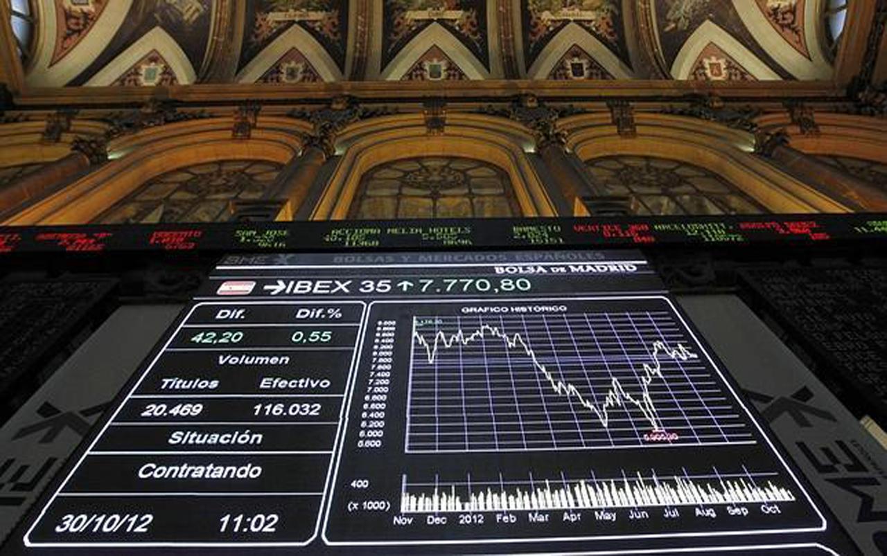 Las empresas del Ibex 35 superan la crisis