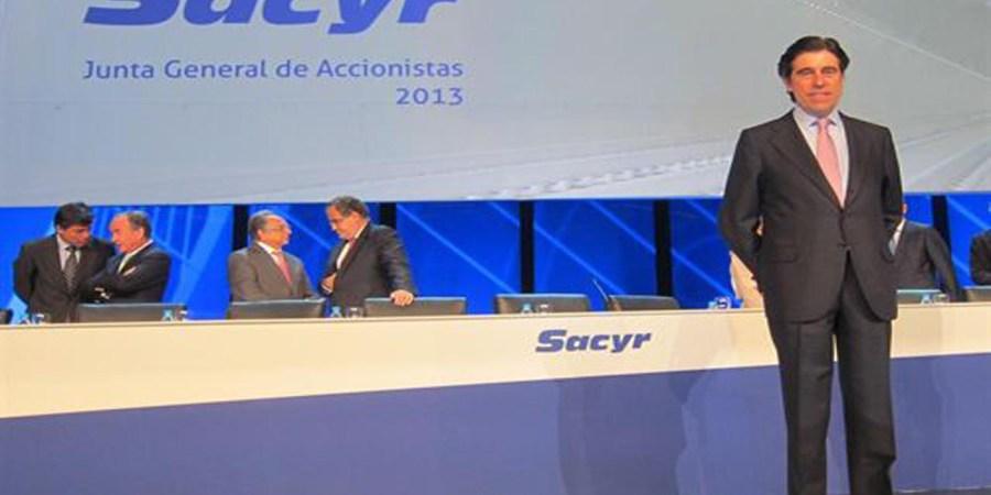 Sacyr, principal inversor de construcción en Chile