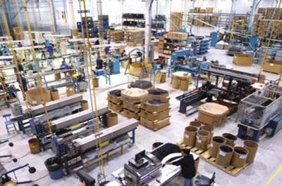 La recuperaciu00f3n del sector manufacturero europeo cae en mayo
