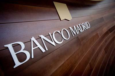 Banco Madrid completa el 75% de su ERE