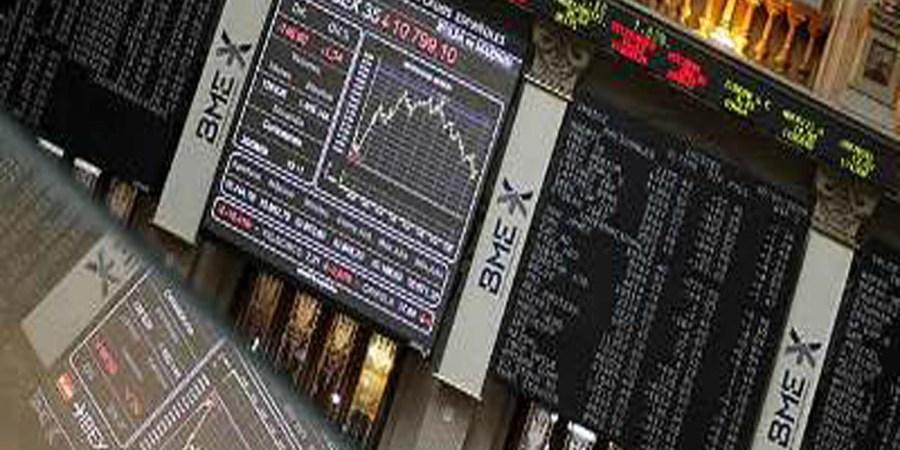La Bolsa de Madrid baja al cierre un 0,98%