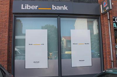 Nueva imagen corporativa de Liberbank