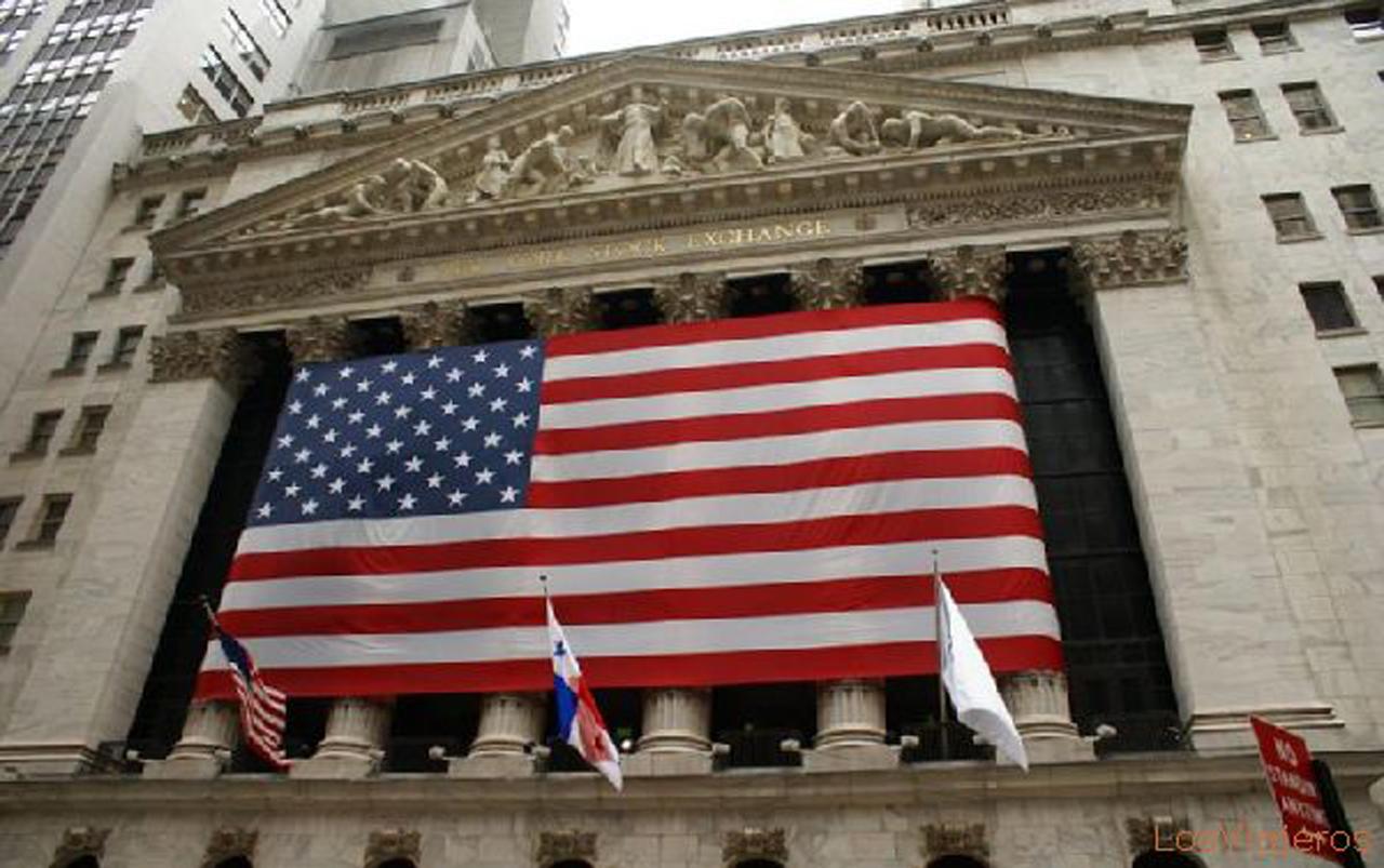 Amplias ganancias en la Bolsa de Nueva York