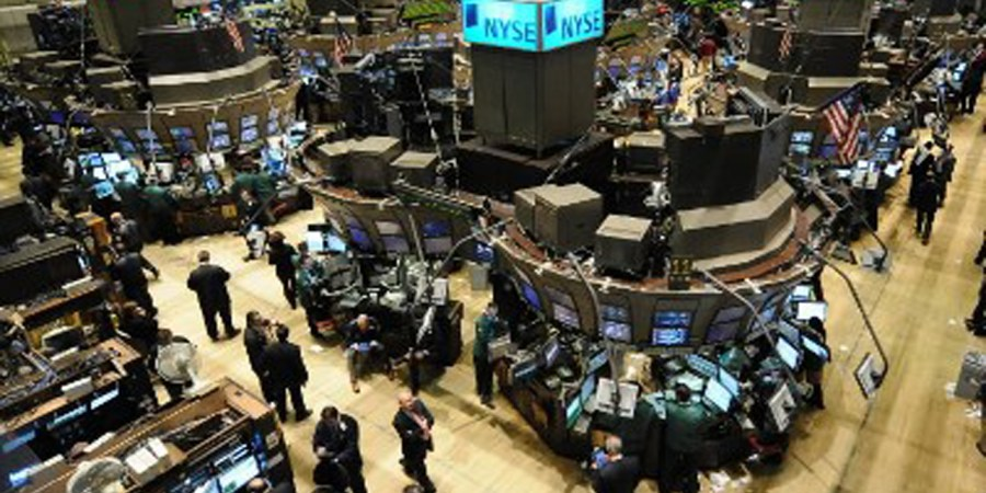 Retrocesos en Wall Street al final del jueves