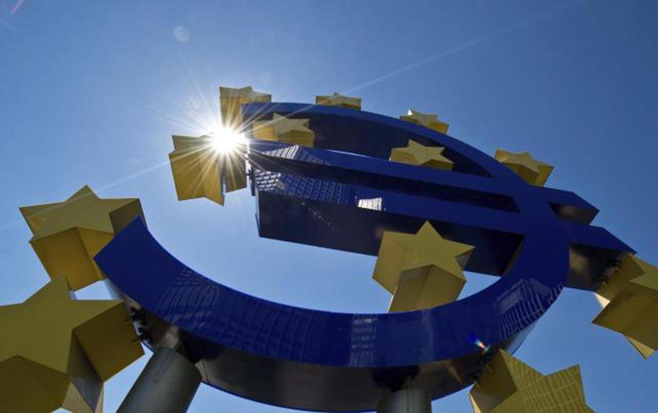 Avance de la actividad econu00f3mica de la eurozona en agosto