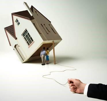 El nu00famero de viviendas sin seguros de hogar se duplica por la crisis