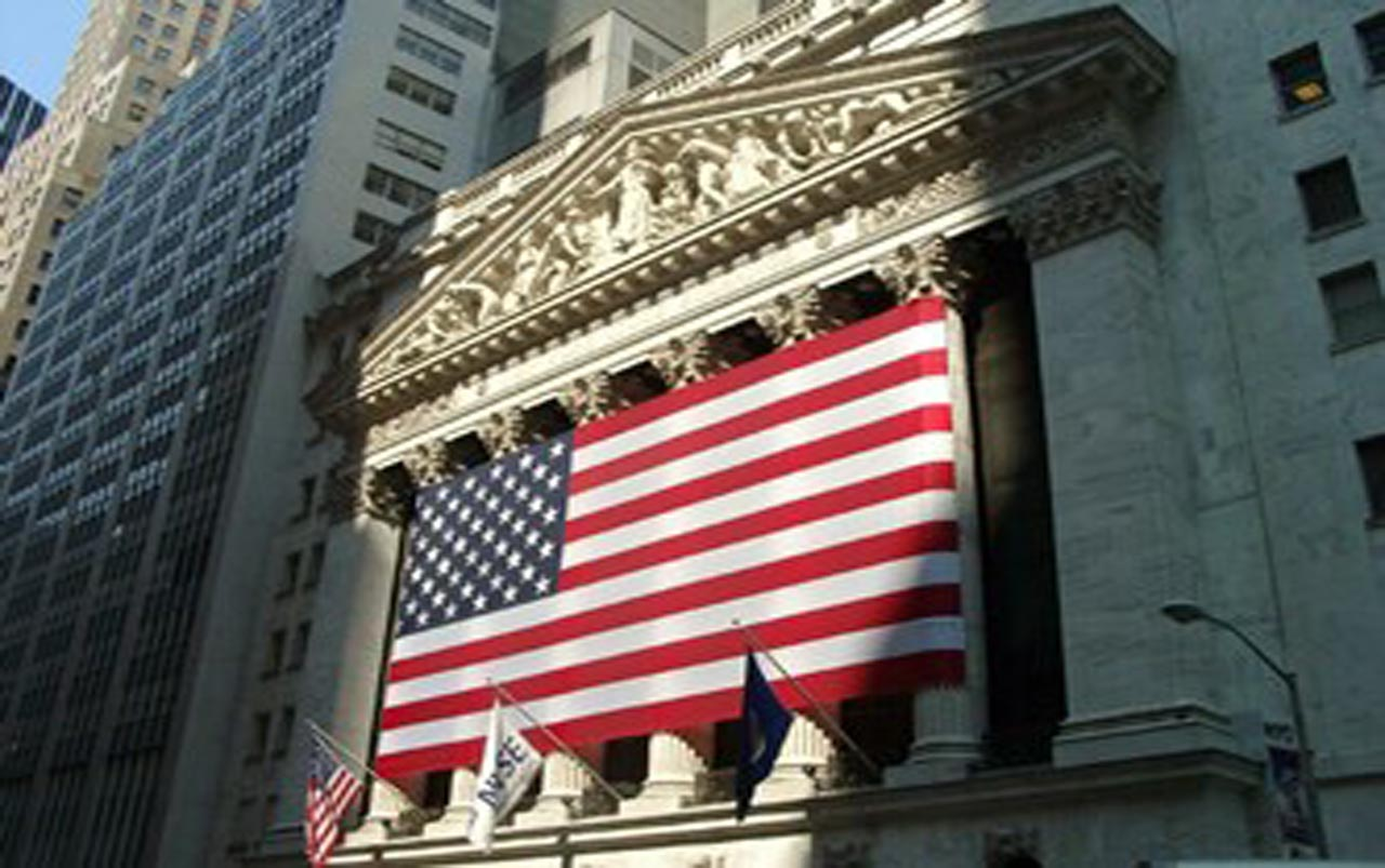 Cerrada la Bolsa de Nueva York por festivo