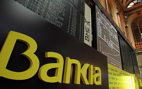 Las posiciones cortas en Bankia y Sabadell escalan a máximos