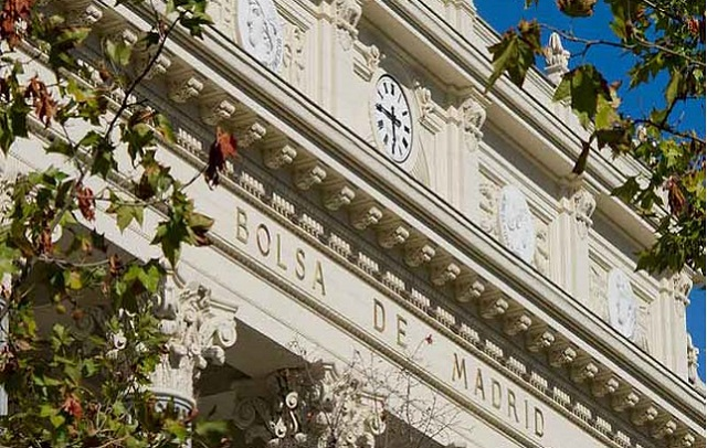 La Bolsa de Madrid baja un 1,08% al cierre del martes