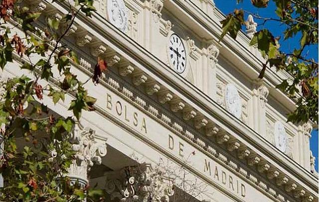La Bolsa de Madrid gana un 0,72% al cierre del martes