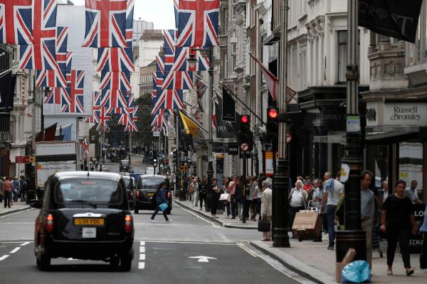 Banco de Inglaterra: los bancos pequeños buscan liquidez en los 'swaps' de divisas