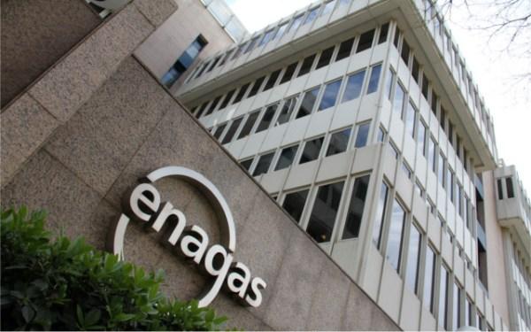 Enagás consigue 333,1 millones de euros hasta septiembre