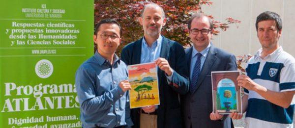 Banco Santander apoya publicaciones de la Universidad de Navarra sobre cuidados paliativos en África y Mediterráneo oriental