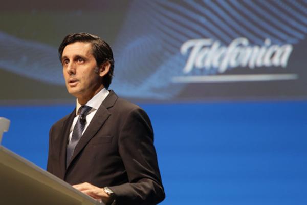 José María Álvarez-Pallete destaca la sólida ejecución de las prioridades estratégicas de Telefónica