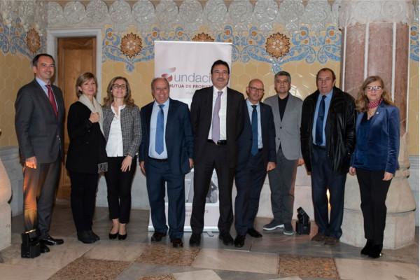 La Fundación Mutua de Propietarios presenta su proyecto en Barcelona