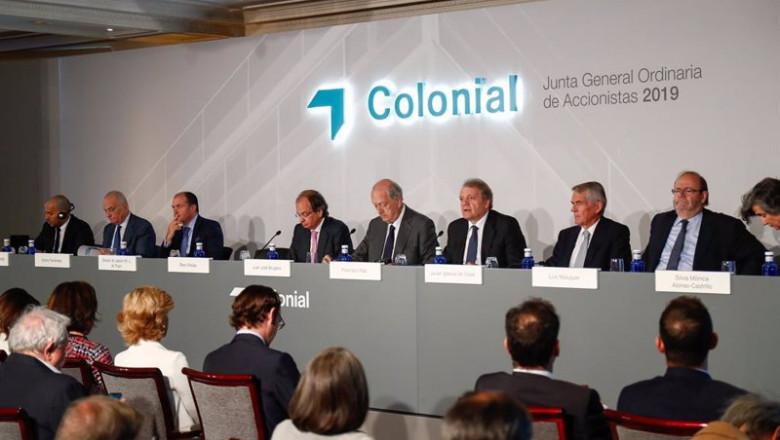 SFL es favorable a la OPA propuesta por Colonial