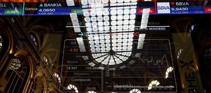 Subida del Ibex 35 gracias a Wall Street