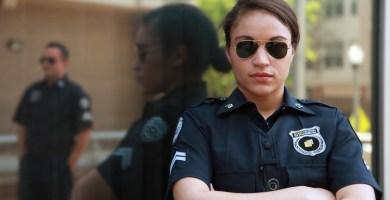 oficial guarda seguridad
