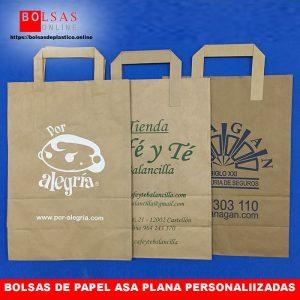 9faa42c94 Bolsas de papel asa rizada Take Away 36,5x32x32. - ✓ Bolsas Online