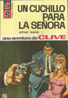 Silver Kane 7 un cuchillo para la señora