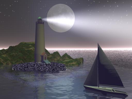 sailboat-lighthouse-moon