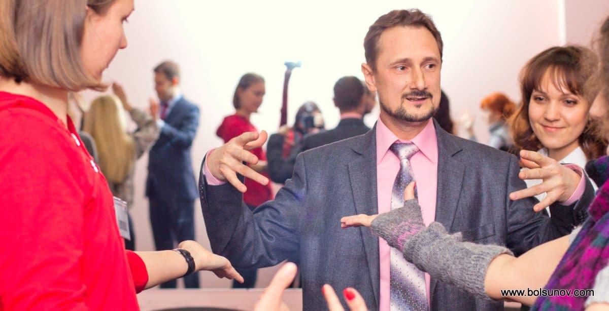 Болсунов Олег Игоревич - тренер по риторике