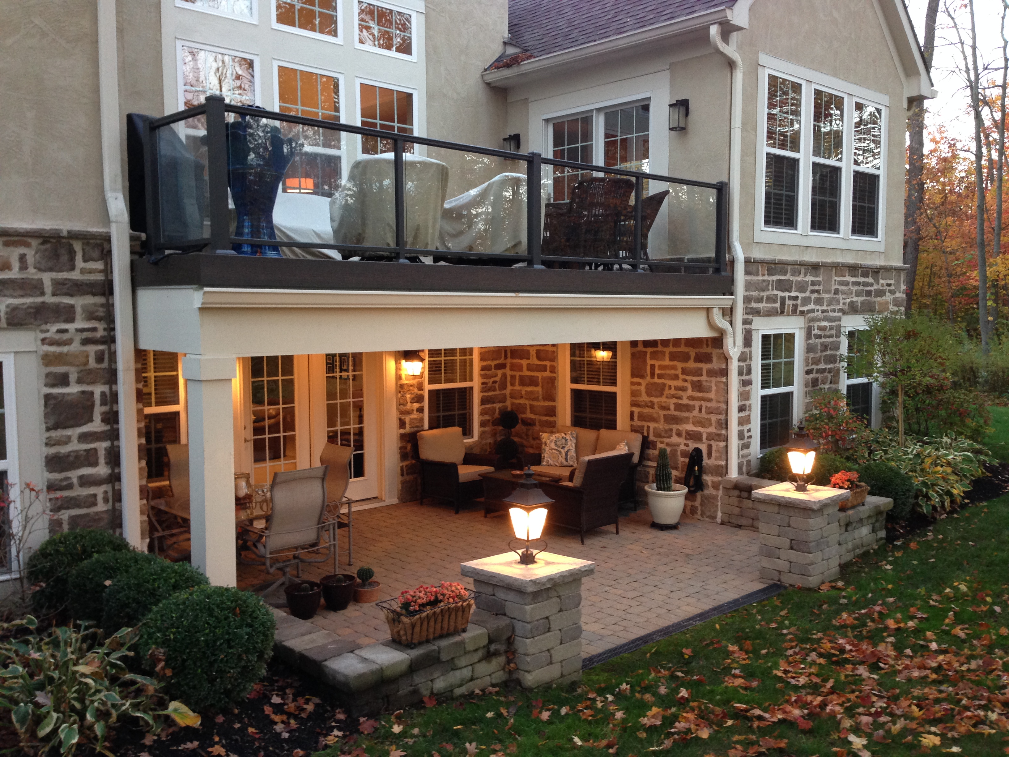 Ultimate Columbus Outdoor Living Spaces Archadeck
