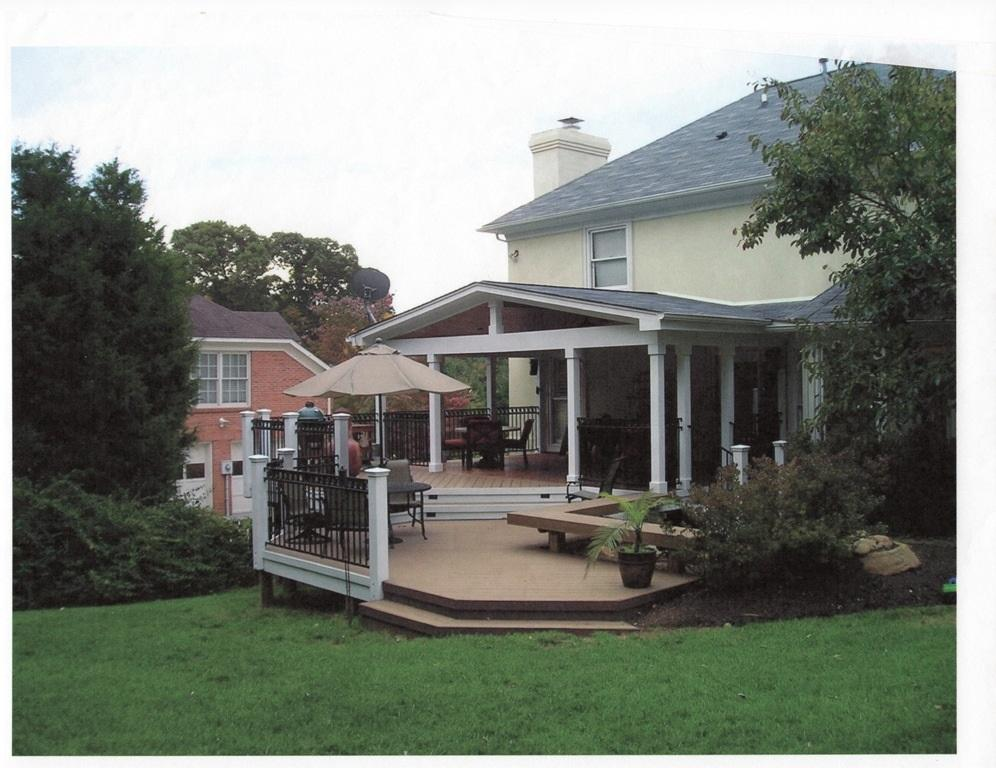 Knoxville Screened Porches, Covered Porches and Front Porches on Extended Covered Patio Ideas id=82237