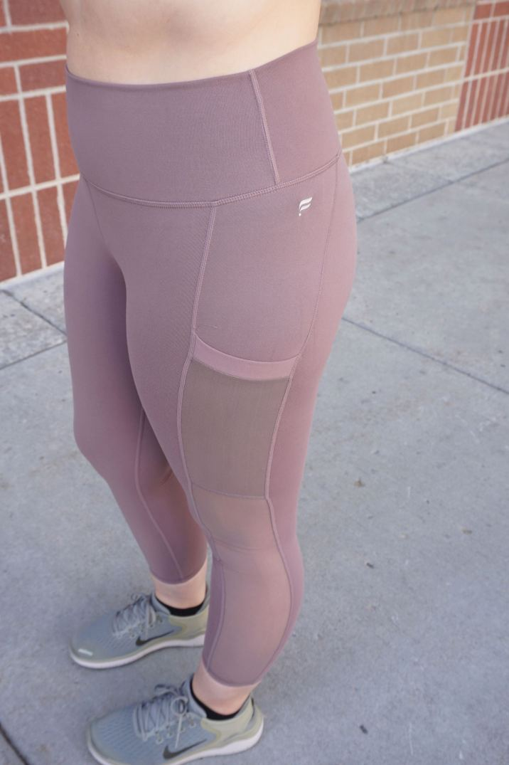Fabletics Leggings Review