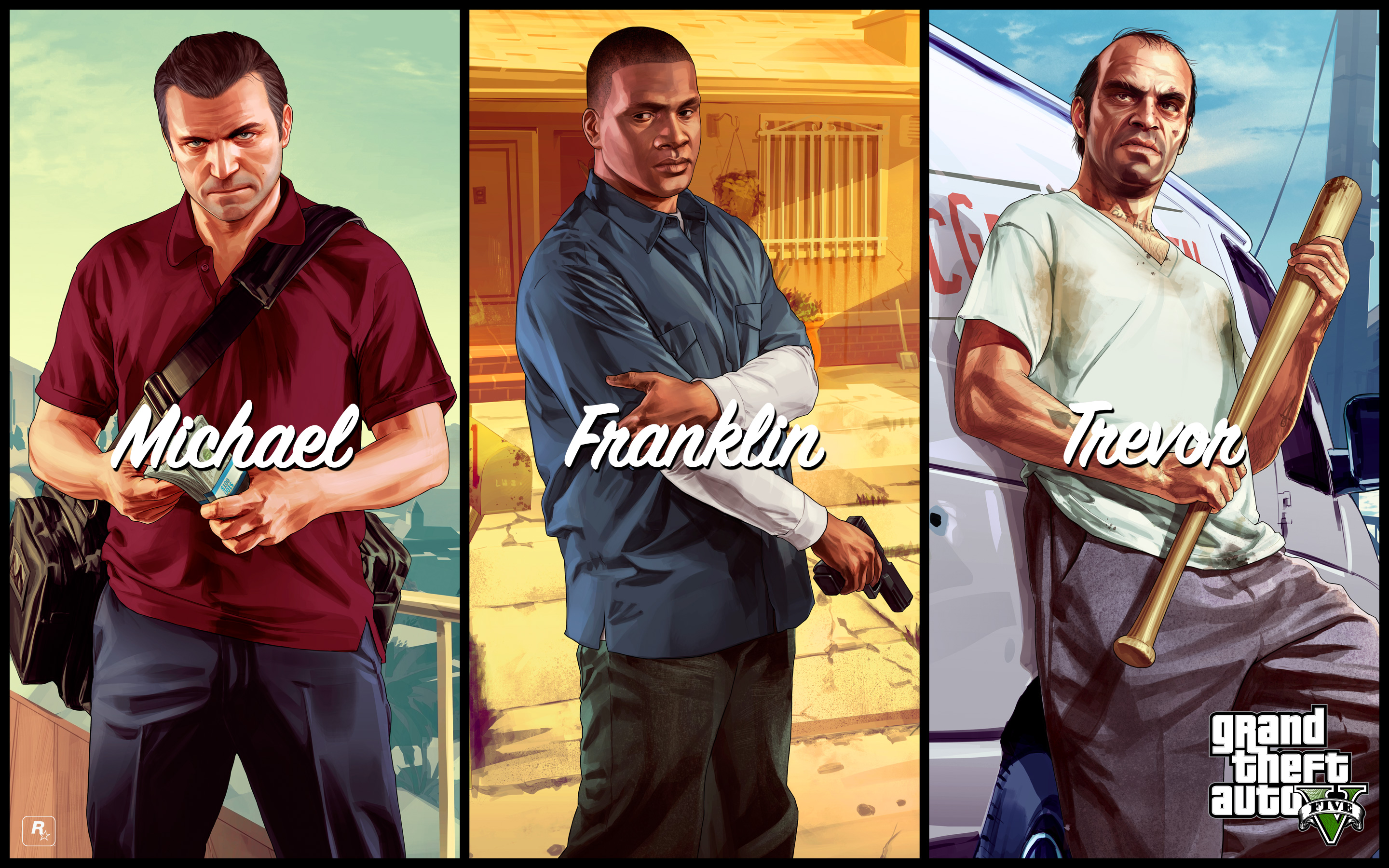 Switch Characters in GTA 5 PS4