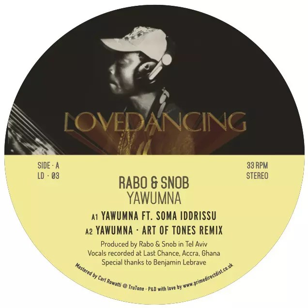 rabo & snob - art of tones remix