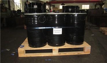 Barrels wooden pallet for bolt nut