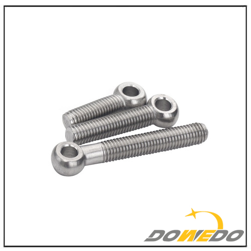 Eye Bolts with Hollow Ring