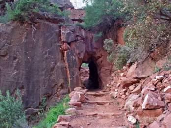 Supai Tunnel。照片来自网络