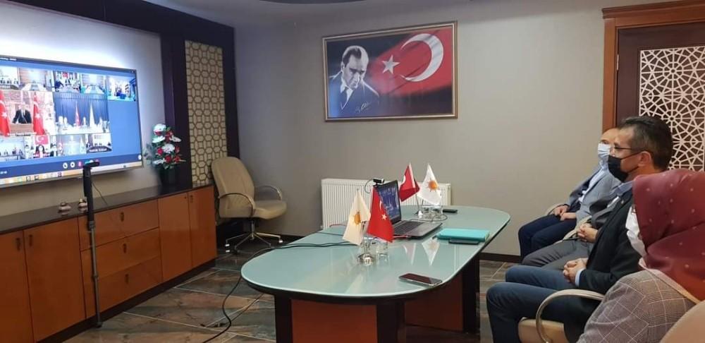 AK Parti İl Başkanı Doğanay, yayla evleri için Cumhurbaşkanından yardım istedi