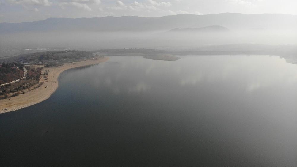 Bolu'nun içme suyunun karşılandığı barajda su seviyesi yüzde 22'ye düştü