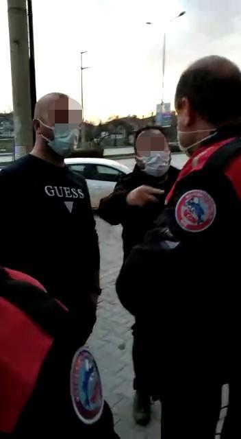 Hastanede polislere saldıran alkollü doktor ve ilaç mümessili serbest bırakıldı