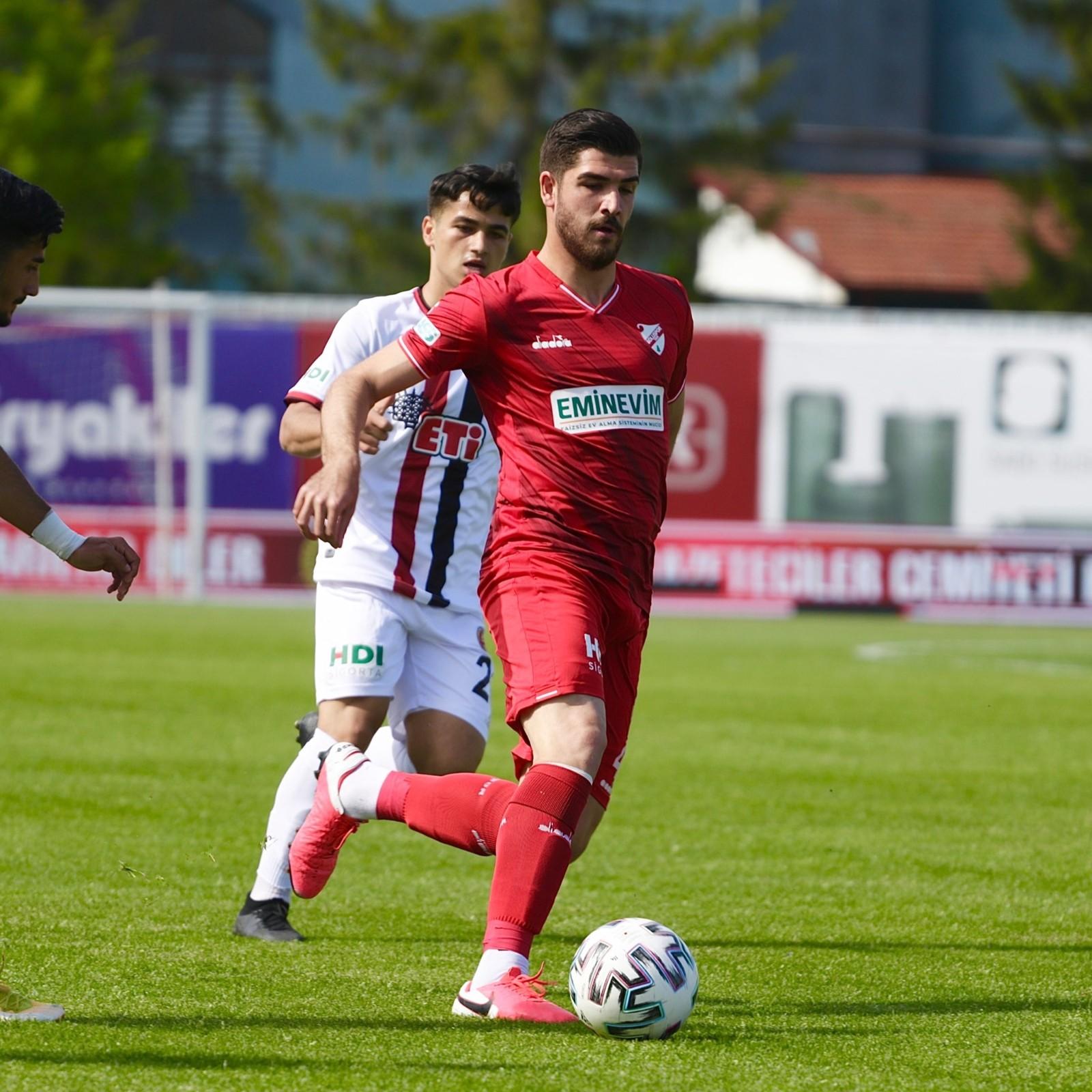 TFF 1. Lig: Boluspor: 3 – Eskişehirspor: 0