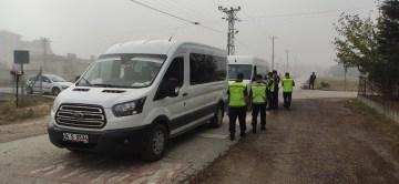 Jandarma trafik ekiplerinden öğrencilere trafik eğitimi