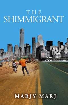 The Shimmigrant By MarjyMarj
