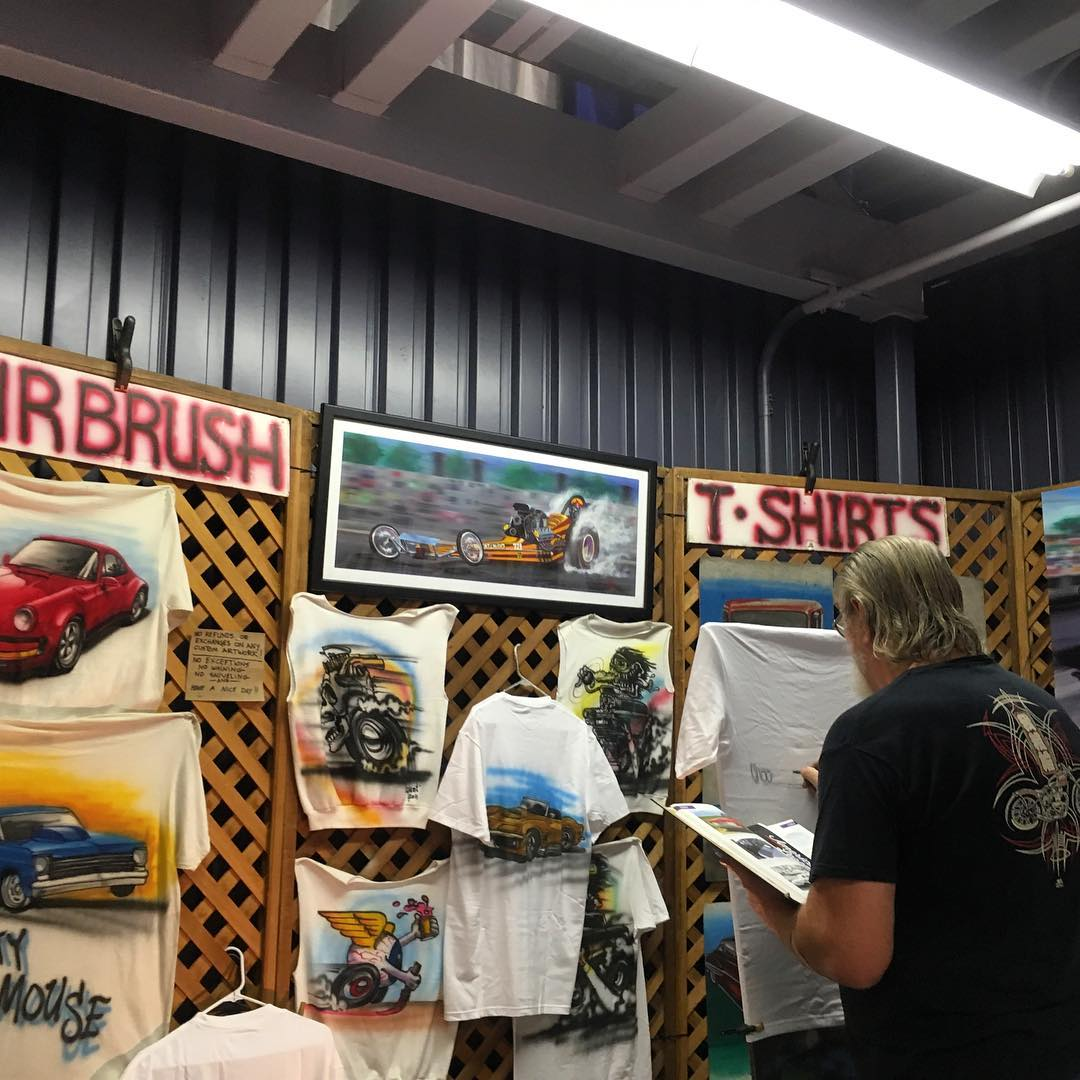 Another one of Giant doing his thing at autorama2017 hellip