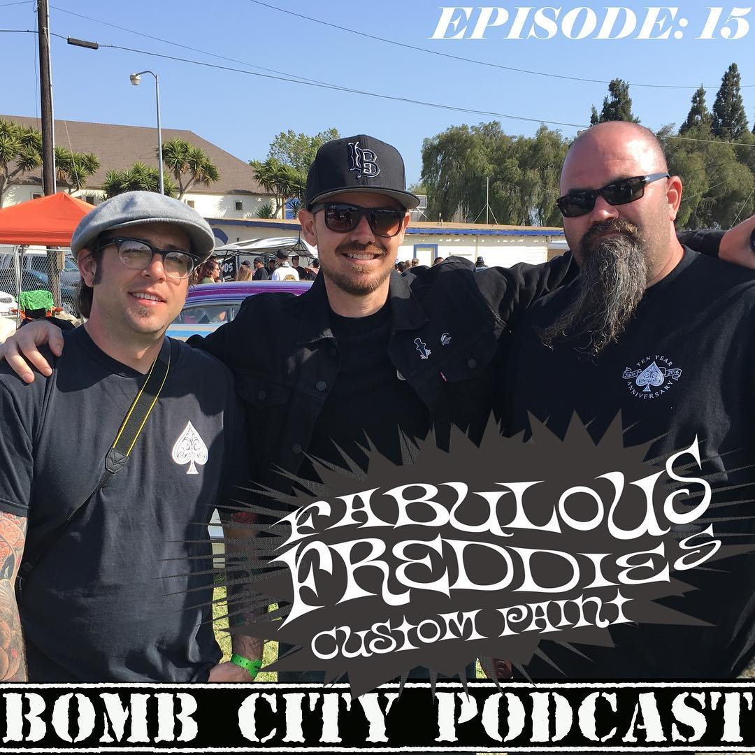 Episode 15 is up! Thanks fabulousfreddies and billyparker for everythinghellip