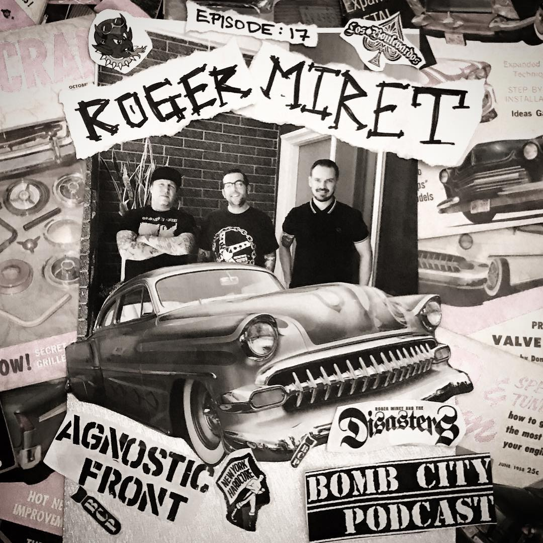 Episode 17 our interview with rogermiret is up! Thank youhellip