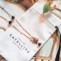 Focus sur une marque de bijoux que j'aime : Satellite chez Linea Chic
