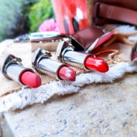 Pour les amoureuses de beaux rouges à lèvres : le coffret Rouge G Trio de Guerlain