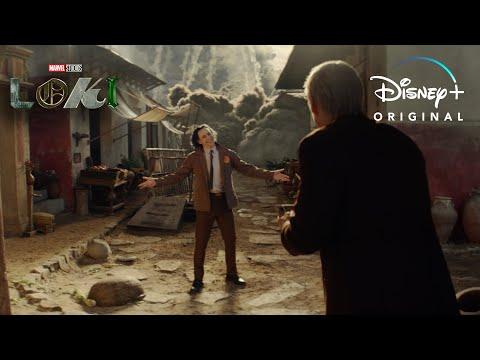 Cheers | Marvel Studios' Loki | Disney+