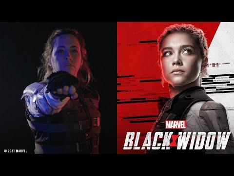 Becoming Yelena | Marvel Studios' Black Widow